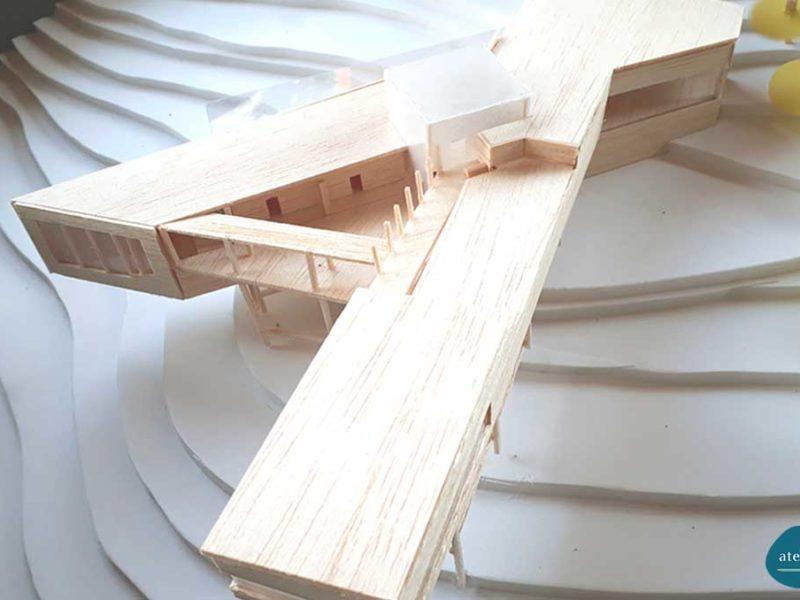 création-maquette-école